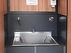 Washroom facilities